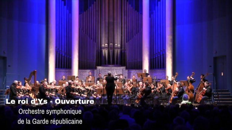 Visuel vidéo orchestre symphonique Allemagne
