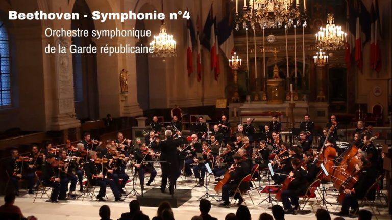 Visuel vidéo orchestre symphonique Invalides